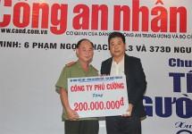 """Công ty Phú Cường đồng hành cùng chương trình """"Tết vì người nghèo xuân Ất Mùi 2015"""""""