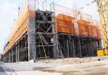 Dự án Chung cư Bộ Công an: Tiến độ xây dựng Tháng 03/2015