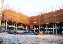 Dự án Chung cư Bộ Công an: Tiến độ xây dựng Tháng 04/2015