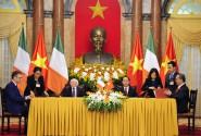 Phú Cường ký thỏa hợp tác dự án điện gió với Mainstream Renewable Power (CH Ireland)